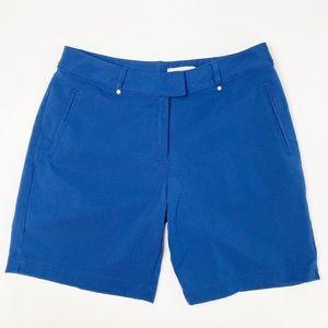 Lady Hagen Golf Shorts Blue